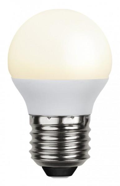 LED Kugellampe OPAQUE RA90 G45 - 5,5W - E27 - warmweiss 2700K - 450lm - dimmbar