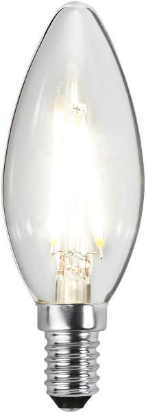 LED Kerzenlampe FILA C35 - E14 - 2,3W - neutralweiss 4000K - 270lm - klar