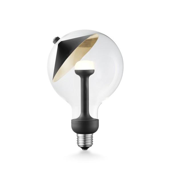 Designleuchtmittel CONE 8 BL - mit beweglichem Reflektor - E27 - 2700K - 250lm