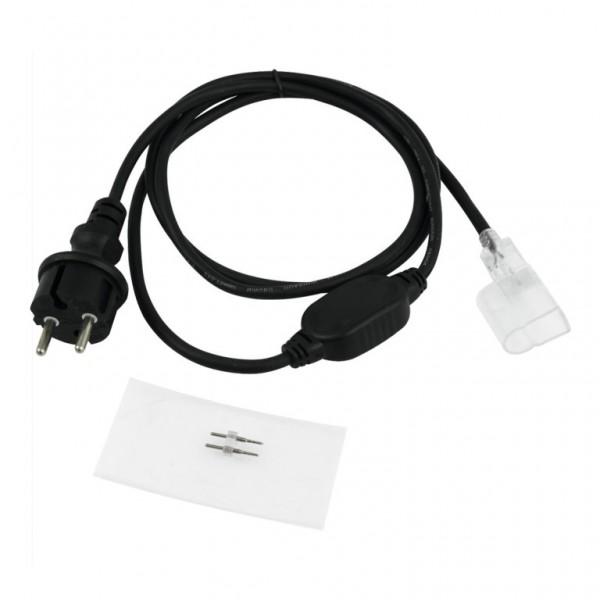 LED Neon Flex EC - Zubehör - Netzkabel - inkl. Stecker