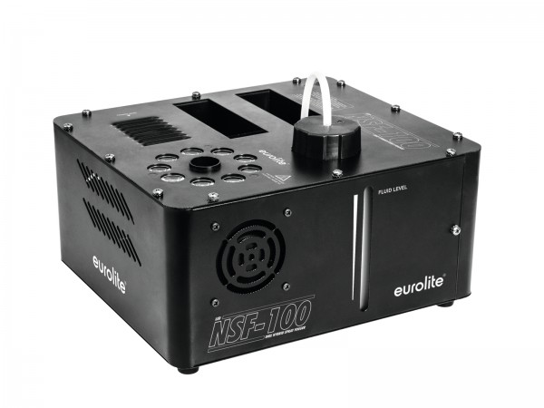 NSF-100 LED DMX Hybrid Spray Fogger - Vertikale Nebelmaschine