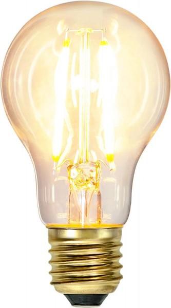 LED Leuchtmittel FILA GLOW - A60 - E27 - 6W - warmweiss 2100K - 720lm - dimmbar