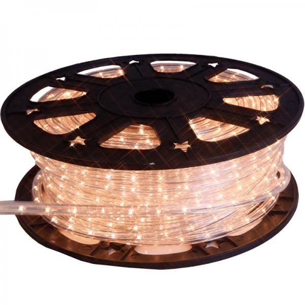 Lichtschlauch ROPELIGHT MICRO | Outdoor | 1620 Lampen | 45,00m | Kürzbar - warmweiß