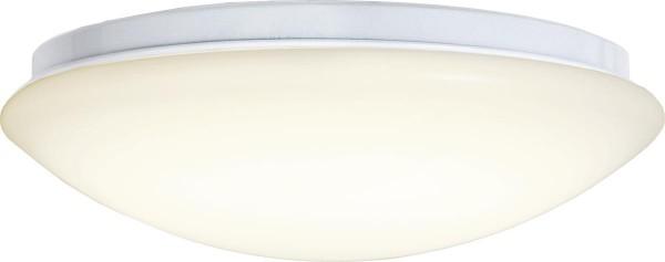 Deckenleuchte LED INTERGRA MOTION SENSOR - D: 32cm - 17W - WW 3000K - 1000lm