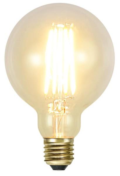 LED GLOBE FILA GLOW G95 - E27 - 3,6W - warmweiss 2100K - 320lm - dimmbar