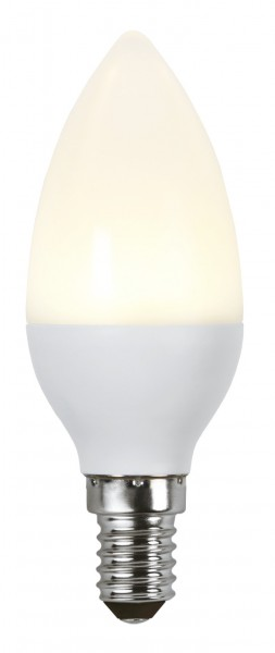 LED Kerzenlampe OPAQUE RA90 C37 - 2W - E14 - warmweiss 2700K- 136lm