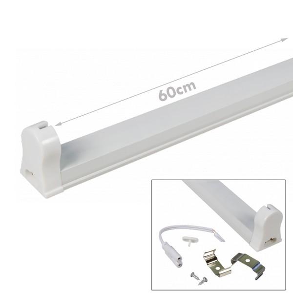 Fassung für 60cm LED Röhren - Direkteinspeisung - inkl. Montagematerial