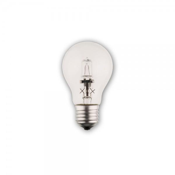 Glühlampe Halogen - E27 - 28W - Warmweiß - A55 - dimmbar