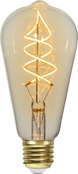 LED DEKO Leuchtmittel FLEXIFILA ST64 - E27 - 3W - WW 2200K - 160lm - dimmbar