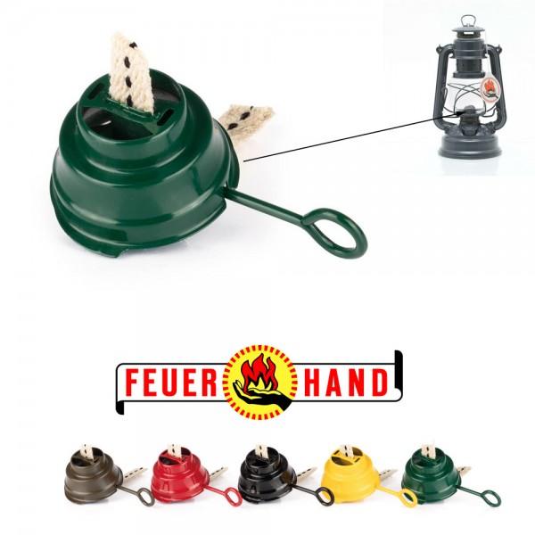Farbiger Brenner (moosgrün) für Feuerhand 276 Sturmlaterne (auch für FH 275)