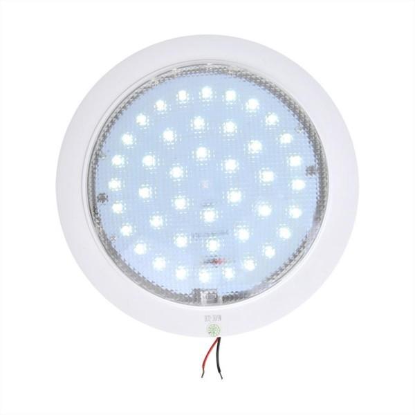 Deckenleuchte 42 LED 12V 840lm Ø220x50mm