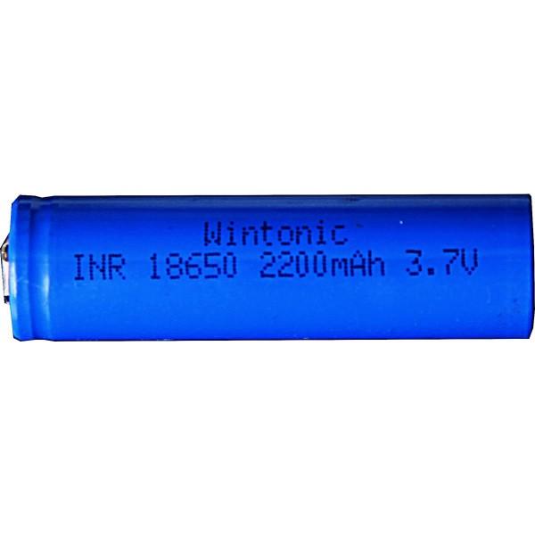 SOLAR-AKKU - 2200mAh speziell für Solarprodukte - 18650 - 3,7V - Li-Ion