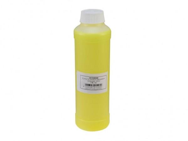 UV -aktive Stempelfarbe - transparent gelb - 250ml