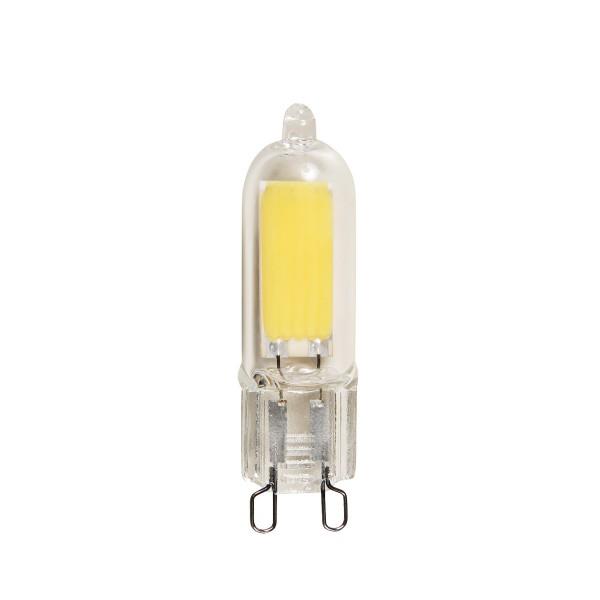 LED Leuchtmittel Stecksockel G9 - 230V - 4W - 440lm - 3000K