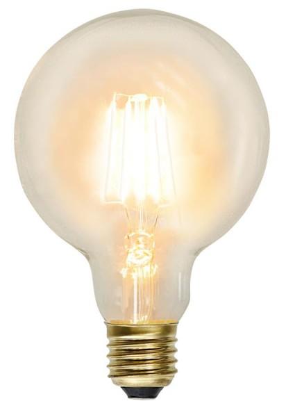 LED GLOBE FILA GLOW G95 - E27 - 2,3W - warmweiss 2100K - 230lm - klar