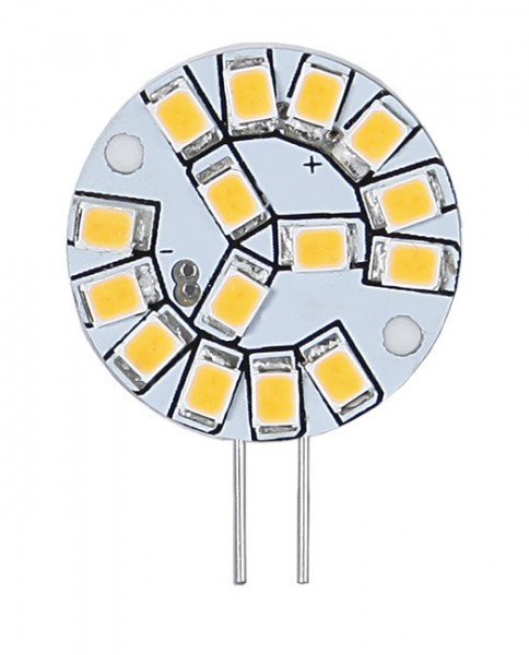 LED Leuchtmittel HALO-LED - 12V - 2W - G4 - warmweiss 2700K - 180lm