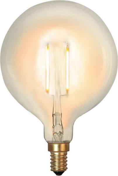 LED Leuchtmittel FILA GLOW G80 - E14 - 1W - ultra-warmweiss 2100K - 100lm - dimmbar
