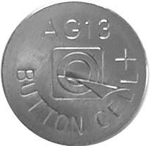 Knopfzelle - LR44 Batterie - 1,5V - 6 Stück