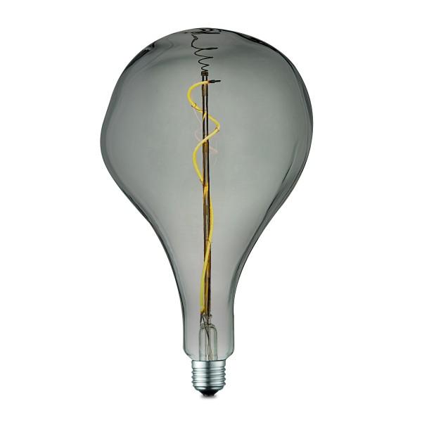 Designleuchtmittel ORGANIC smoke - LED Filament - 2200K - E27 - 100lm - dimmbar