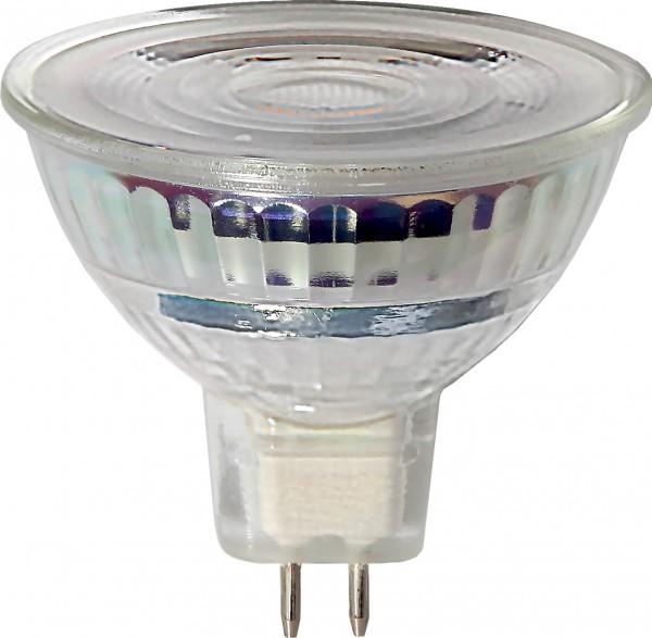 LED SPOT MR16 - 12V - GU5,3 - 36° - 5,2W - neutralweiss 4000K - 450lm - dimmbar