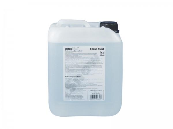 Schneefluid, 5l - Schneefluid für Kunstschnee - gebrauchsfertig