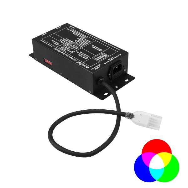 Controller PRO mit DMX für LED NEON FLEX 230V Slim RGB Lichtschlauch - DMX Interface