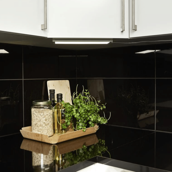 "LED Flat Panel ""Integra"" - 3000 K - warmweiße LED - 270lm - 110° - Erweiterung"