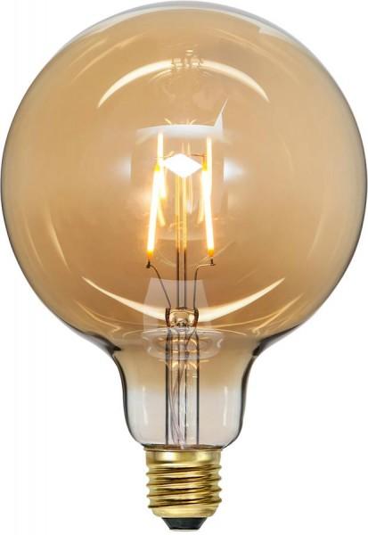 LED Leuchtmittel FILA GLOW G125 - E27 - 0,75W - ultra-WW 2000K - 80lm - amber