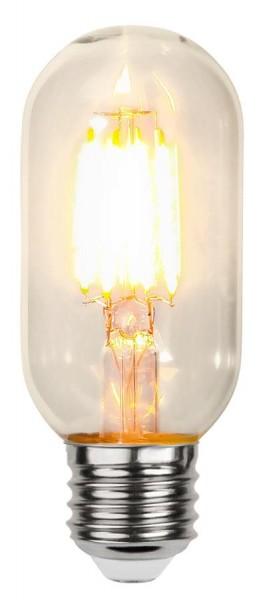 LED Leuchtmittel SENSOR - T45 - E27 - 4W - warmweiss 2100K - 290lm - dimmbar