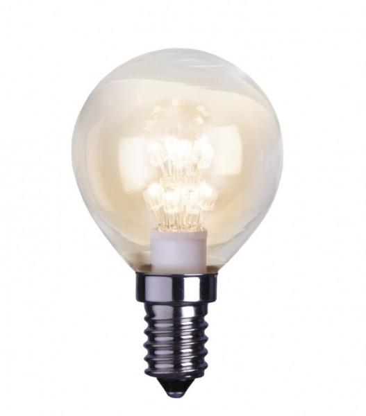 Leuchtmittel | LED | Filament | Deco | 0,9W | E14 | 2100K | 55 Lumen
