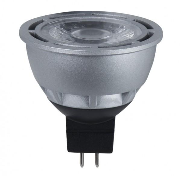 LED SPOT DTW MR16 - 230V - GU5,3 - 36°- 7W - warmweiss 3-2000K - 370lm - dimmbar