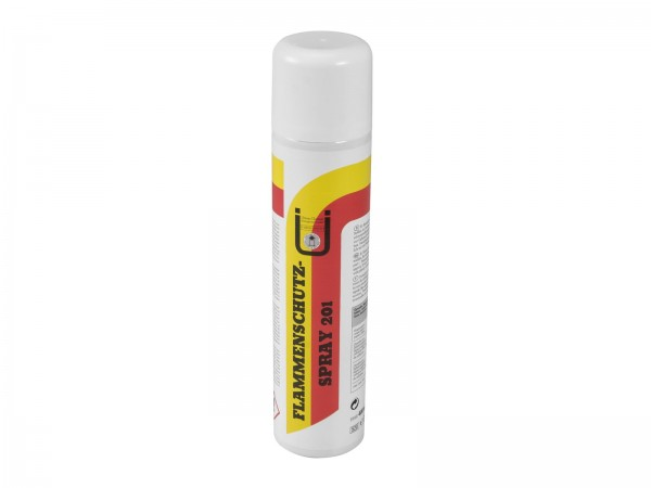 Brandschutzspray geruchslos - für Dekoprodukte, Stoffe, Pappe, Jute etc - 400ml Spraydose - 201
