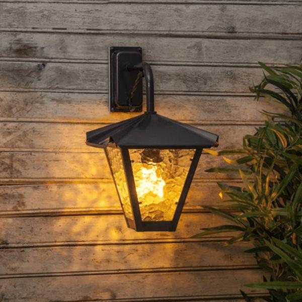 LED Flammenlampe - Fackellampe - Feuersimulation - E27 - Kaminfeuer - Leuchtmittel - Gravity Sensor - drehbar