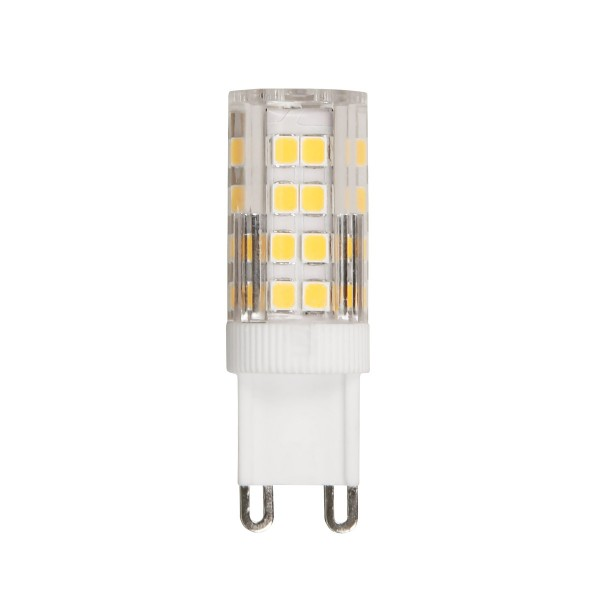 LED Leuchtmittel Stecksockel G9 - 230V - 3,5W - 300lm - 3000K