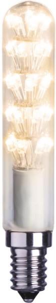 LED DEKOLINE Leuchtmittel T20 - E14 - 1,5W - warmweiss 2100K - 150lm
