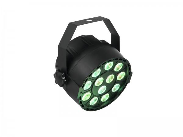 LED Scheinwerfer RGB - DMX - 12x3W - Musiksteuerung - Programme - super hell - für Partys und Dekoration