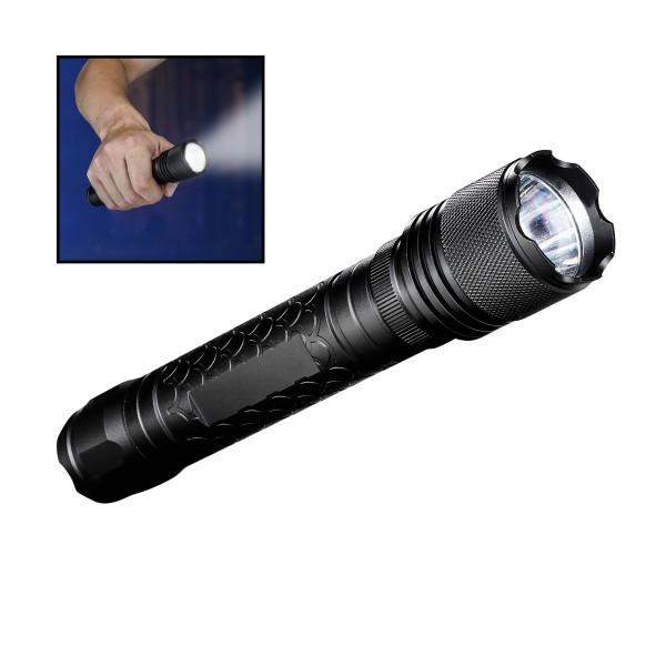 LED Taschenlampe - kaltweiße LED - 250lm - 18 x 3,5cm