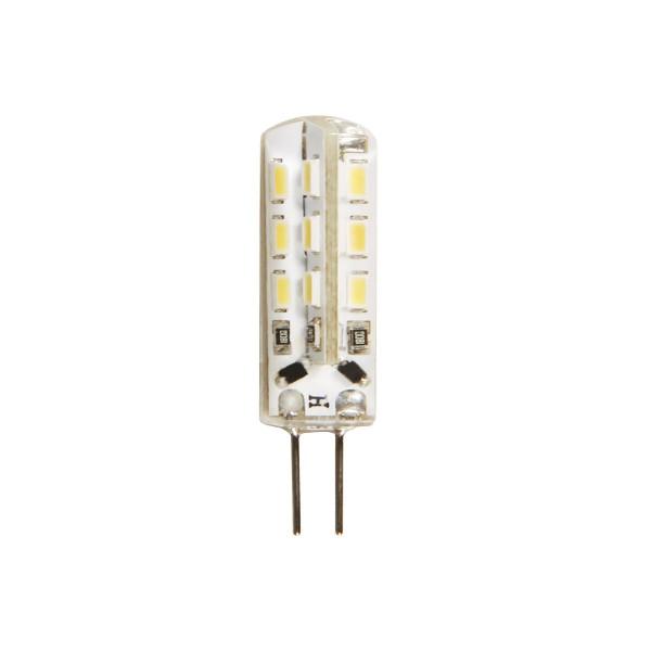 LED Leuchtmittel Stiftsockel G4 - 12V - 1,5W - 120lm - 4000K