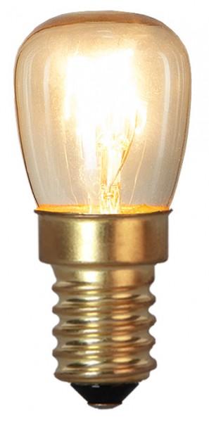 Ofenlampe E14 - 25W - hitzebeständig 300°C - dimmbar - WW 2700K - 130lm