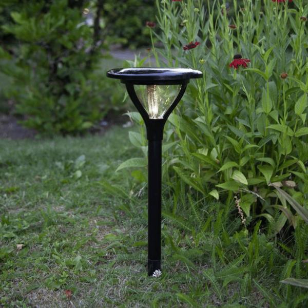 "LED Solar Wegleuchte ""Mervia"" - warmweiße LED - 40lm"