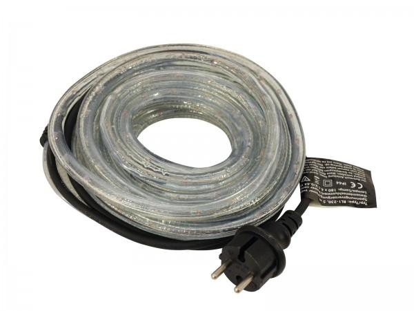 RUBBERLIGHT Lichtschlauch - Outdoor - RL1 - 180 Lampen - 5,00m - anschlussfertig - weiß