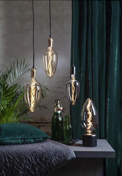 XL Design Leuchtmittel amber - LED Filament - 30cm - E27 - dimmbar - 2100K ultra warmweiß - 170lm