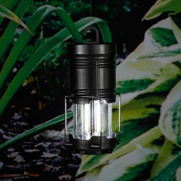 LED Campinglampe - kaltweiße LED - 260lm - 8,5 x 13cm