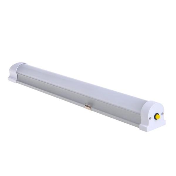 Linienleuchte 42 LED 12V 200lm 320x33x33mm - Unterbau + Aufbau