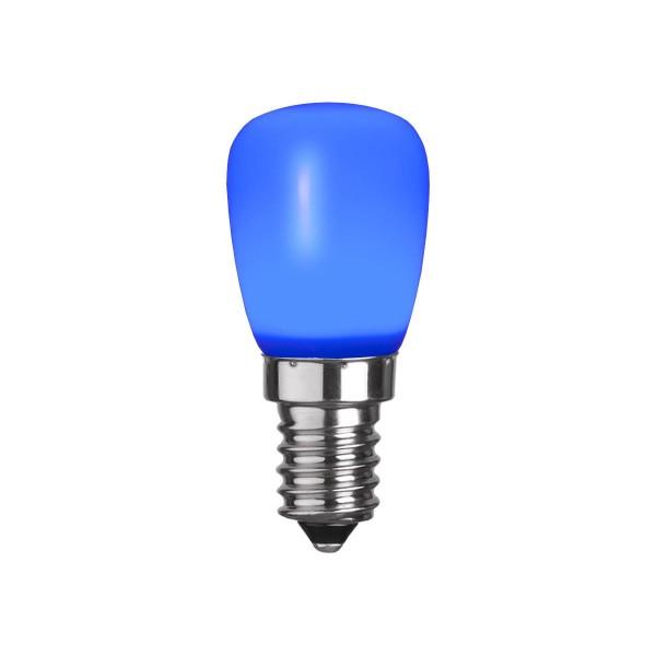 LED Leuchtmittel DEKOLED ST26 blau - E14 - 0,9W - 1lm