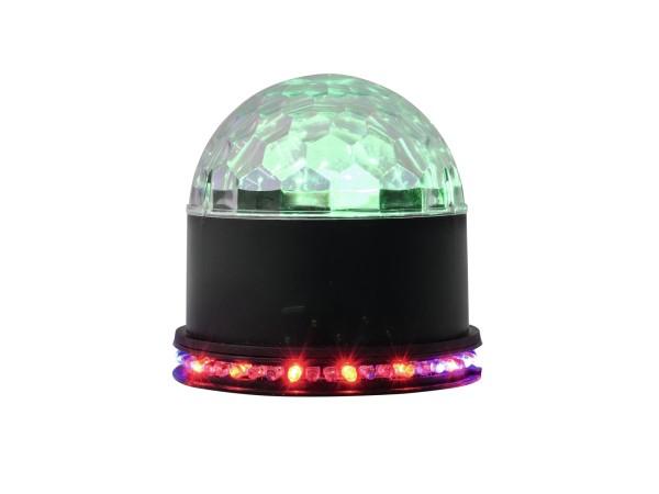 BCW-4 RGB Pilzkopf mit Musiksteuerung und tollen Effekten