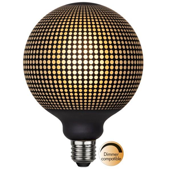 LED Leuchtmittel GRAPHIC G125 - E27 - 4W - WW 2700K - 100lm